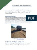 soil cement rfi