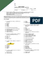 2012 Prueba Mecanica Equilibrio y vectores  Tercero Medio.docx