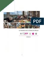 La hoteleria de la Ciudad de Mexico.pdf
