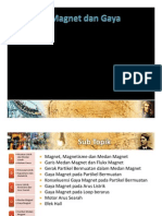 6. PPT - Medan Magnet Dan Gaya Magnet