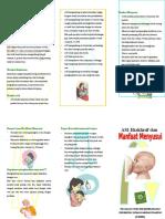 Leaflet Asi Dan Menyusui