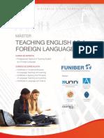 Master Teaching English