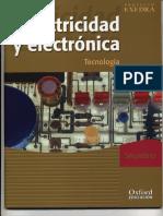 Electricidad y Electronica Oxford Exedra Secundaria