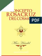 (Max Heindel) - Concepto rosacruz del cosmos.pdf