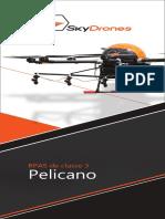 SkyDrones Pelicano