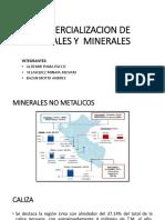 Comercializacion de Metales y Minerales