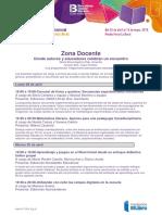 Programa Zona Docente 2019