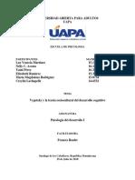 PSICOLOGIA DEL DESARROLLO TAREA 3.docx