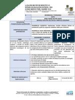 Matriz Didáctica Para Diligenciar Abril de 2019 CMFS