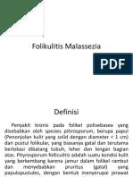 Folikulitis Malassezia