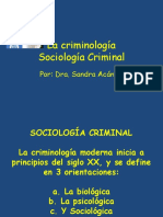 Criminologia Sociologica1(1) 1