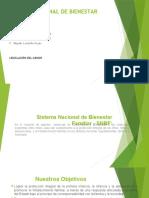 Sistema Nacional de Bienestar Familiar - SNBF OSCAR
