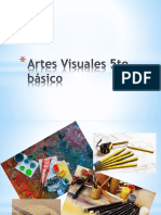 ppt artes visuales