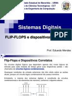 FLIP-FLOPS e Dispositivos Correlatos