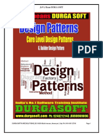 6. Builder Design Pattern
