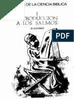 [Clásicos de la ciencia bíblica 1] Hermann Gunkel - Introducción a los Salmos (1983, EDICEP).pdf