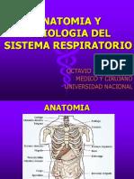 Anatomia y Fisiologia Del Sistema Respiratorio