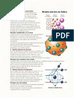 Modelo Atomico informe y conceptos
