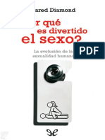 Por que es Divertido el Sexo_ - Jared Diamond.pdf