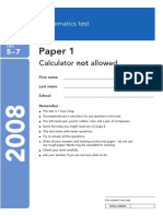 2008 KS3 Maths Level 5-7 Paper 1.pdf