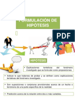 la Hipotesis.ppt