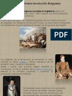 historia inglaterra y la revolucion burguesa