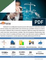 New Project Management Brochures