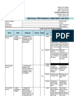 Ppst Rpms Ipcrf for Mteachers 1 4