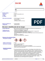 Chemicals Cumene