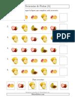 Patron Imagenes Frutas Forma 001