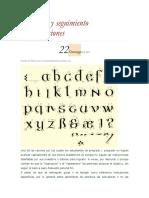 Escritura y seguimiento de  instrucciones- la tésis médula del ensayo.docx