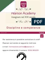 5E en ITALIA 5E Presentado Por PEARSON