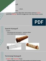 Part 1 & 2 Kontrak Dan Kriptografi Sejarah