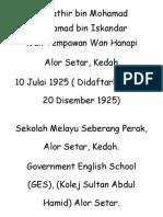 Mahathir bin Mohamad.docx