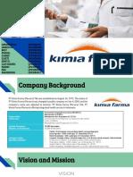 Be Final Project - Kimia Farma