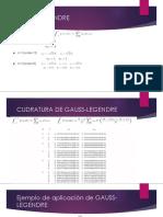 Gauss-legendre Ppt (1)