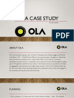 Ola Case Study