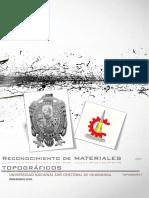 Inf. 1 - Reconocimiento de Instrumentos Topográficos