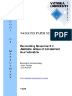 Reinventing Government in Australia Whole of Government in a Federation.pdf