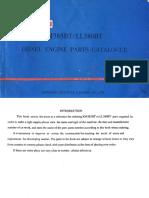 LaiDong KM385BT LL380BT Parts Catalogue