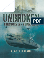 Unbroken The Story of a Submarine by Alastair Mars.epub