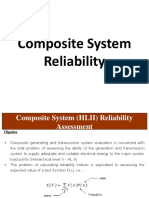 Power System Planning and Reliability