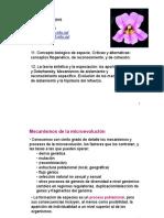 11. Concepto Biológico de Especie. Críticas y Alternativas_ Conceptos Filogenético, De Reconocimiento, y de Cohesión.
