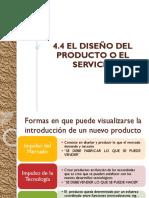 4.4 Diseño Del Producto