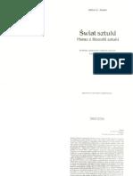 Danto a.C. - Swiat Sztuki