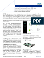 Web-Based Remote Monitoring & Control System