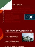 Manajemen Masjid.ppt