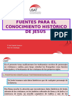 Fuentes Para El Conocimiento de Jesús