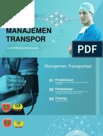 Manajemen Transport