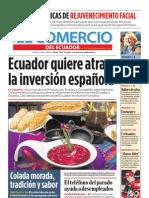 El Comercio del Ecuador Edición 240
